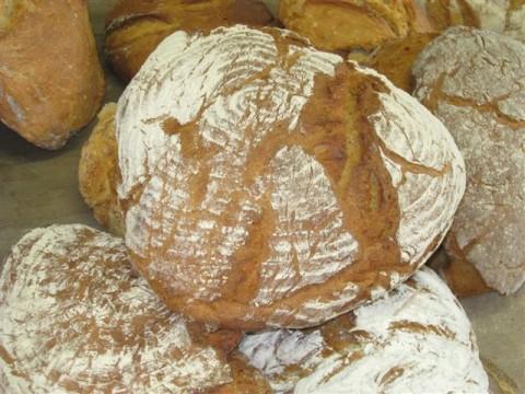 Brot aus dem Backhaus