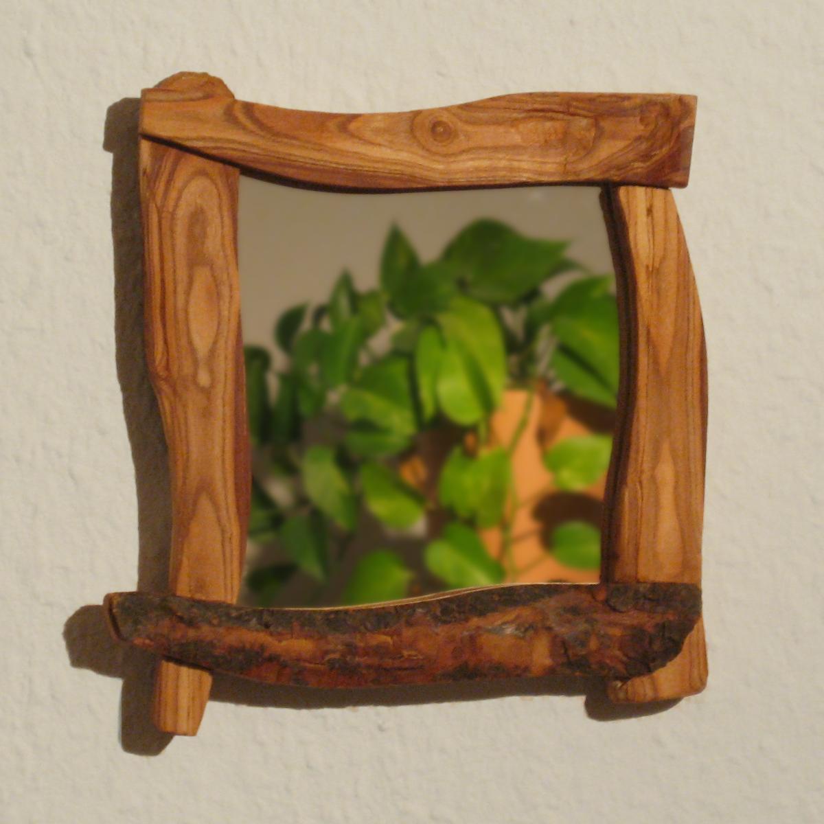 selbstgebauter Spiegel